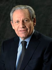 Longtime Washington Post reporter Bob Woodward took part in the Distinguished Lecturer Series on Monday at Riverside Theatre in Vero Beach.