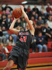 Elizabeth Heydinger and the Buckettes have a pair of tricky N10 games this week.