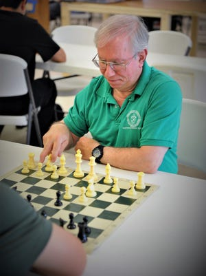 Nels Truelson, a master chess player by rank, placed first in his category at the recent U.S. Open Chess Tournament and second overall.
