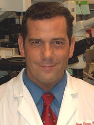 Jason Chesney, M.D., Ph.D., is the director of James
