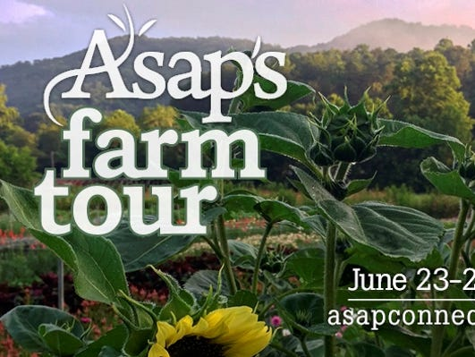 Insiders are eligible for a special discount to buy Farm Tour passes for $20 now through June 5, 2018.