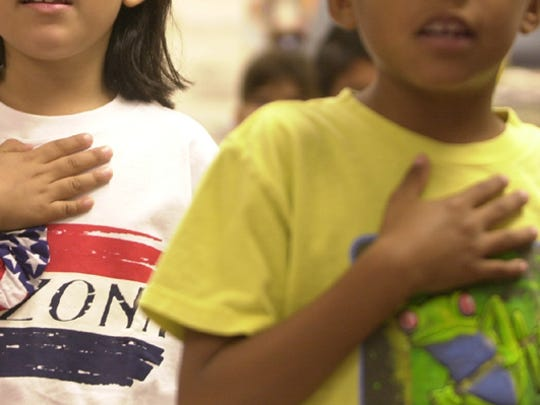 Should Arizona students be forced to recite the Pledge of Allegiance unless their parents opt them out? One lawmaker thinks so.