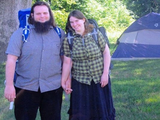 Couple held by Taliban