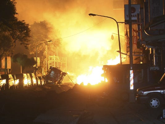 Taiwan explosions