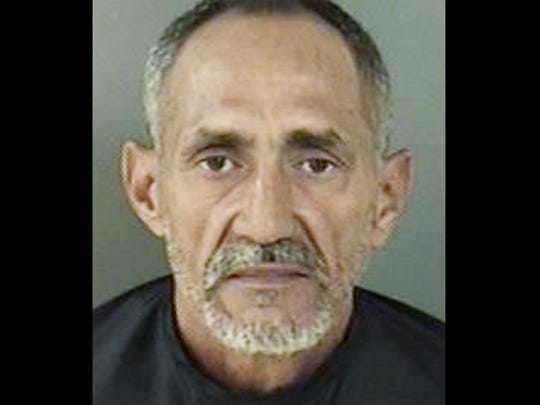 A photo provided by the Indian River (Fla.) County Sheriff's Office shows Rene Herrera Cruz.