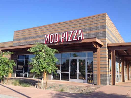 Mod Pizza Opened At 3121 W Peoria Ave Phoenix Photo Shari Rose The Republic