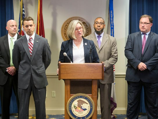 Nancy Stallard Harr, U.S. attorney for the Eastern