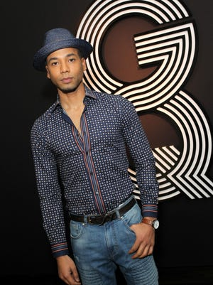 Jussie Smollett is one of the stars of Fox's 'Empire.'