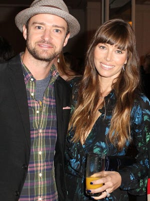 Justin Timberlake and Jessica Biel are officially parents.