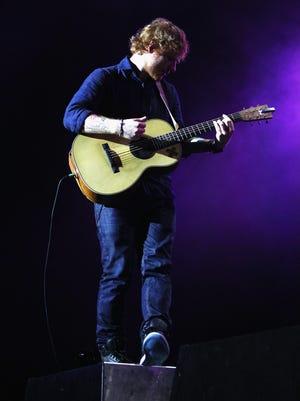 Ed Sheeran has added a fall leg to his summer tour.