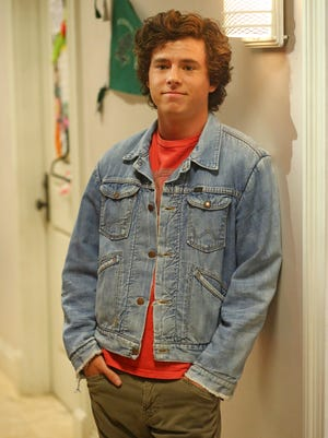 Charlie McDermott returns as Axl in the season premiere of 'The Middle.'