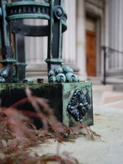 "The First Church of Christ Scientist building at Third and Ormsby is intertwined with local Halloween folklore spirit, ""The Lady of the Stairs."""