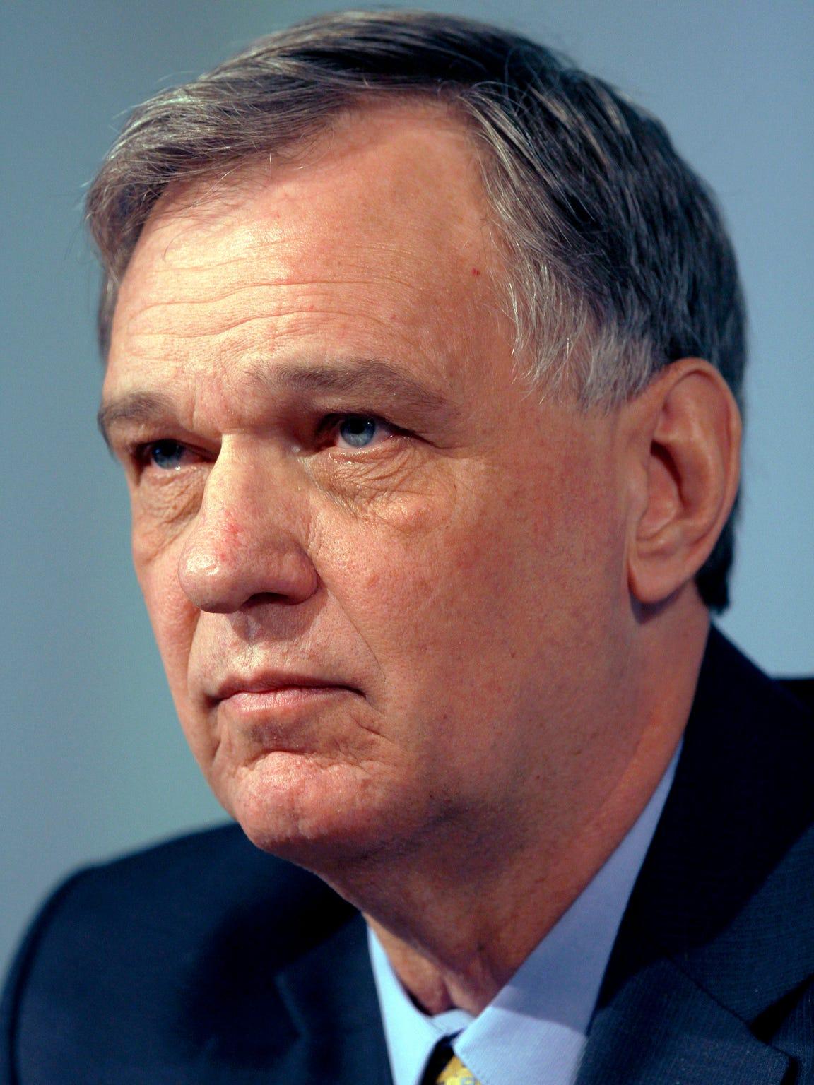 John Hanger was the DEP Secretary under Gov. Edward Rendell and now works in Gov. Tom Wolf's administration.