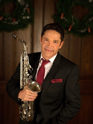 Grammy Award-nominated saxophonist Dave Koz returns Dec. 13 to Downtown's Plaza Theatre for his annual Christmas concert.