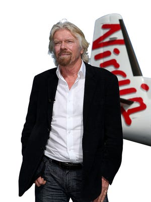 Sir Richard Branson's Virgin Group owns the Music Row-area Virgin Hotels Nashville site.