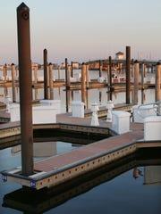 Traders Cove Marina in Brick—December 10, 2015-Brick, NJ.-Staff photographer/Bob Bielk/Asbury Park Press