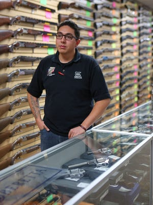 Ben Moran general manager of Second Amendment Sports talks about how the new gun laws taking effect in January 2016 will affect gun owners.