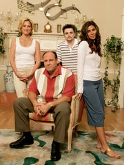 Sigler, right,  is best known for playing Meadow Soprano, alongside Edie Falco, James Gandolfini and Robert Iler.