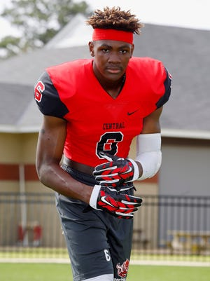 Phenix City athlete Jamal Couch found his fit on offense at Mississippi State and committed to Dan Mullen and the Bulldogs during an official visit.
