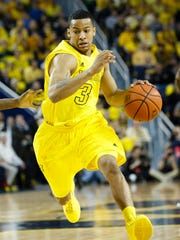 Former Michigan guard Trey Burke
