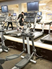 Gary Gerner, 68, fell from an elliptical machine at