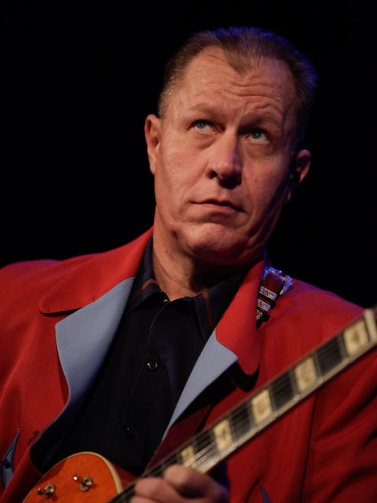 Jerry Lee Lewis And Reverend Horton Heat Perform At The Fox Theatre