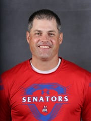 West Washington football coach Phillip Bowsman. July 25, 2016.