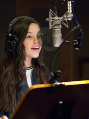 Jenna Ortega of La Quinta is the voice of Isabel, little sister to Disney  Princess Elena voiced by Aimee Carrero.