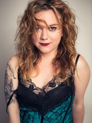 "Singer-songwriter Lydia Loveless' new album ""Real"" comes out Aug. 19."