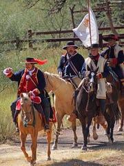 Anza Days commemorates Spanish explorer Juan Bautista