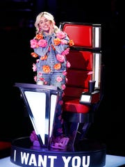 Miley Cyrus, one of four judges on 'The Voice,' selected Kimberlie during the blind auditions. Kimberlie, in turn, had to choose between being on Cyrus and Blake Shelton's team.