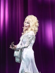 "Dolly Parton performs Friday at American Bank Center. ""Pure & Simple"" is her 43rd album."