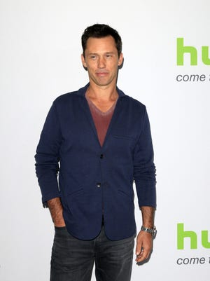 Jeffrey Donovan at the HULU TCA Summer 2016 Press Tour at the Beverly Hilton Hotel on Aug. 5, 2016 in Beverly Hills, Calif.