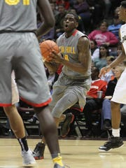 Oak Hill Academy's Dwayne Bacon went on to play at