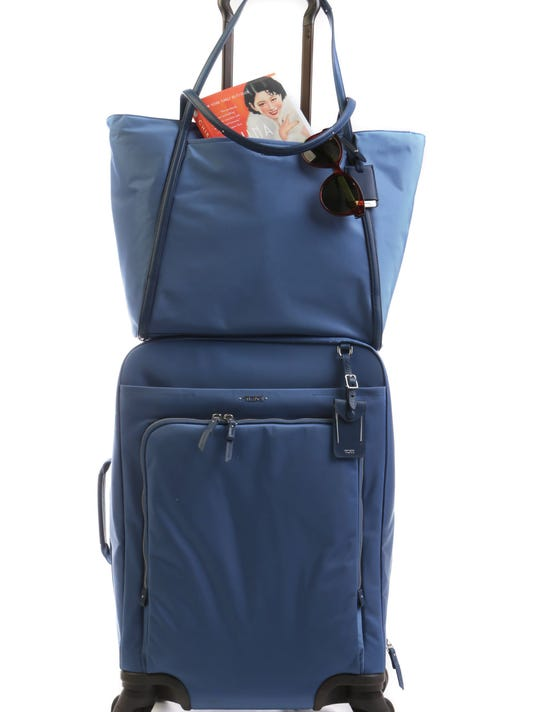 Pack 10 days of style in a carry-on with room to spare