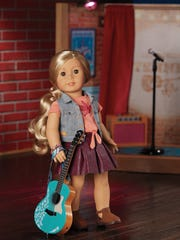 Meet Tenney Grant, the  newest American Girl doll.