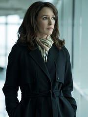 Jennifer Beals is Christina Hart in NBC's 'Taken' prequel.