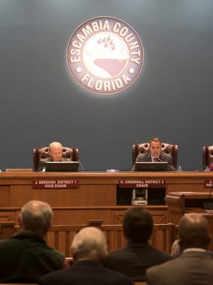The Escambia County Commission revoked Humanist celebrant Andre Ryland's invitation to give the invocation at the  meeting on Thursday, March 2, 2017.  Commissioner Grover Robinson withdrew the invitation on the grounds that it was for Ryland and was not for share or transfer.  Celebrant Andre Ryland of Humanists of West Florida stated that he planned on including verses from various tenets including the Koran, Torah, and the New Testiment.