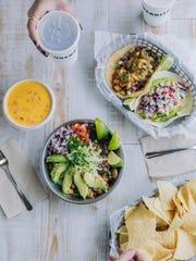 Uberrito serves such dishes as burritos, bowls, salads and nachos.