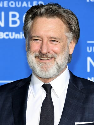 Bill Pullman attends the  NBCUniversal Upfront on May 15, 2017, in New York City.
