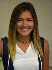 Olivia Scarpelli. Marco Island Academy showcases a few of its outstanding graduates.