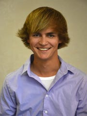 Keaton Williams. Marco Island Academy showcases a few of its outstanding graduates.