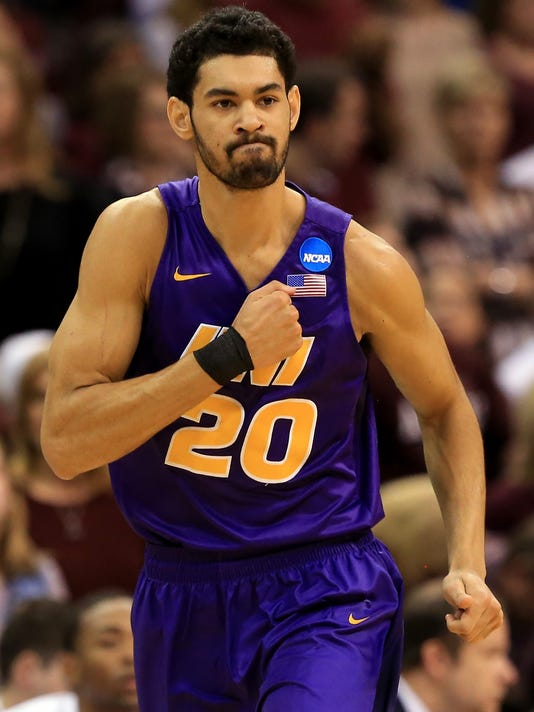 NCAA Basketball Tournament - Second Round - Northern Iowa v Texas A&M