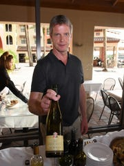 Robert Fairbrother offers wine along with its backstory.