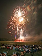 North Branch Park Fireworks