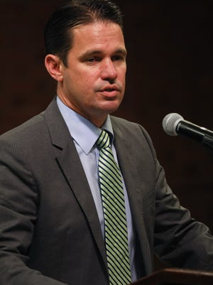 Marty Pollio is the acting superintendent for JCPS who is one of two finalists for the job.