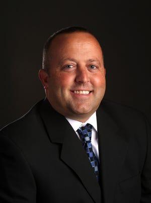 Patrick Sivori Principal of Alex Kennedy Elementary.