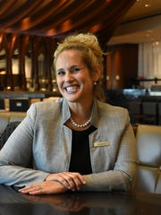 Amanda Cox is the new director of sales and marketing for the JW Marriott Marco Island Beach Resort.