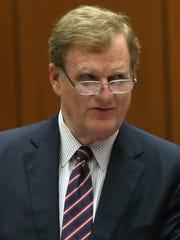 Harland Braun, attorney for Roman Polanski on March