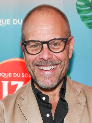 """Alton Brown is the host of """"Good Eats"""" on Food Network."""